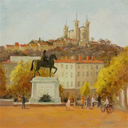 Arkady Place Bellecour 36 x 36 cm