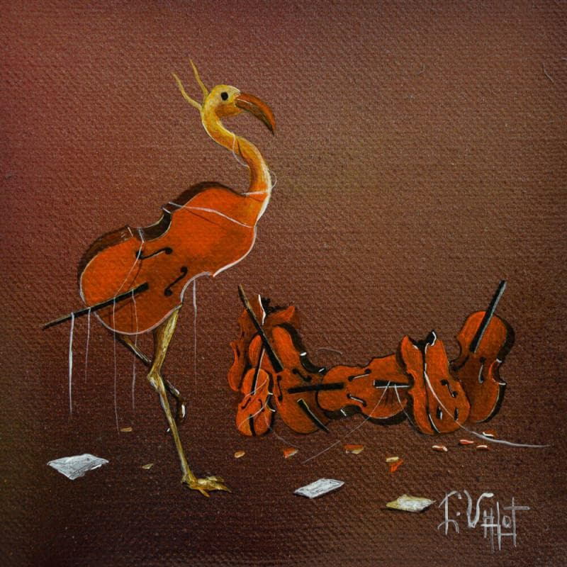 Small paintings Surréaliste a traduire Oil</h2>