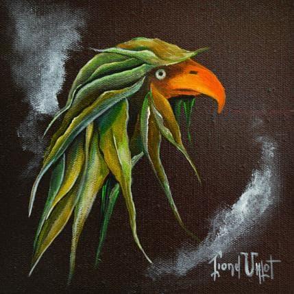 Lionel Valot L'indien 13 x 13 cm