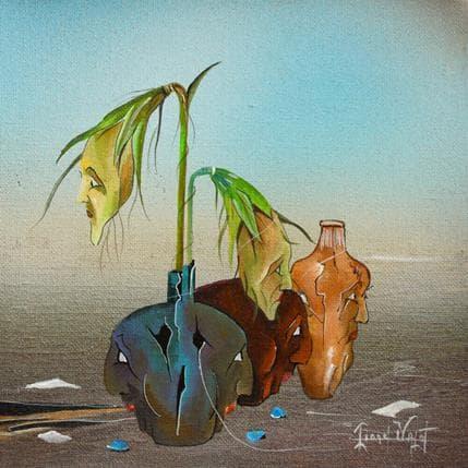 Lionel Valot Melting pots 19 x 19 cm