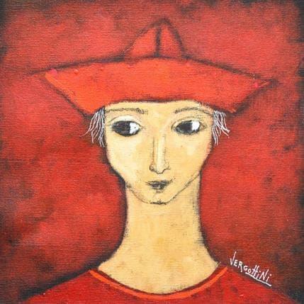 Paola Vergottini Viajero de tierras rojas 19 x 19 cm