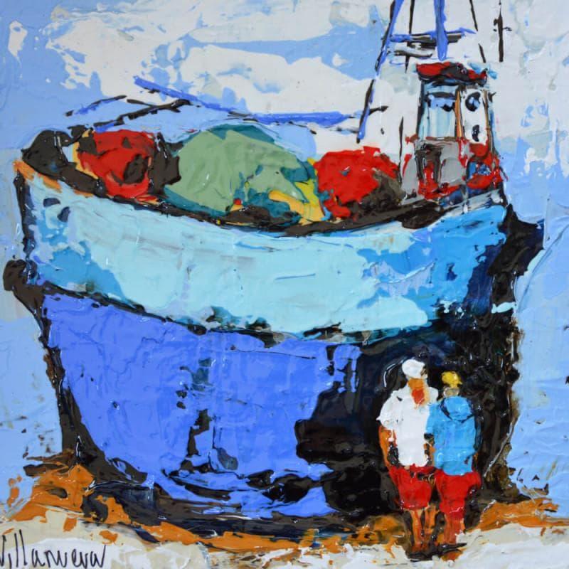 Pesquero azul 2