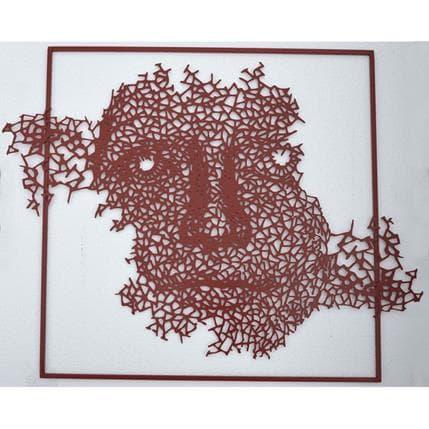 Nikola Vudrag Sans titre 100 x 80 cm
