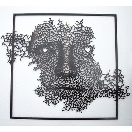 Nikola Vudrag Sans titre 80 x 64 cm