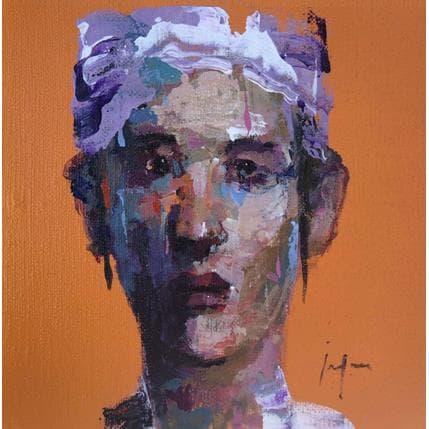 Irfan Yavru Sans titre 4 13 x 13 cm