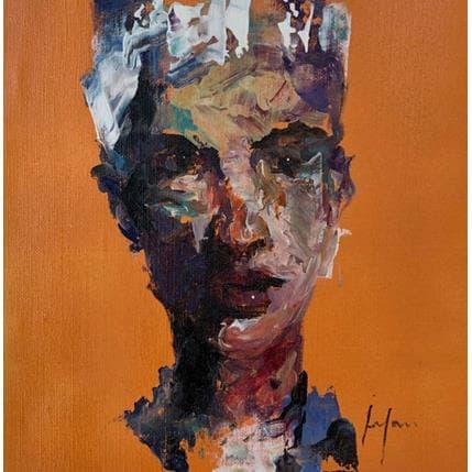 Irfan Yavru Sans titre 6 19 x 19 cm