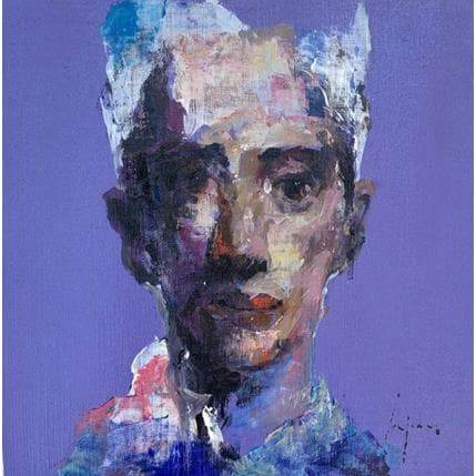 Irfan Yavru Sans titre 12 25 x 25 cm
