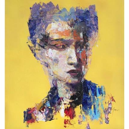 Irfan Yavru Sans titre 18 36 x 36 cm