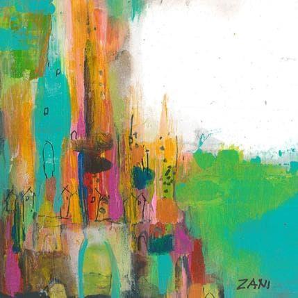 Zani Town 13 x 13 cm
