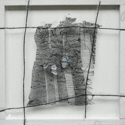 Yasmina Ziyat Sans titre 19 x 19 cm