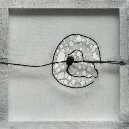 Yasmina Ziyat Sans titre 13 x 13 cm