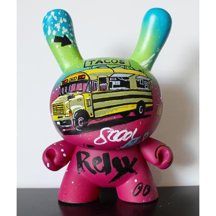 Pappay bus 12,5 x 8,5 x 18,5 cm