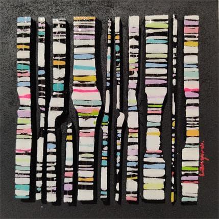Luc Langeron BC11 fine pastel 19 x 19 cm