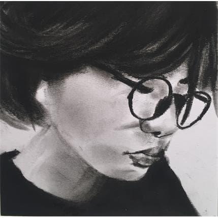 Denny Stoekenbroek Portrait 1 F1 13 x 13 cm