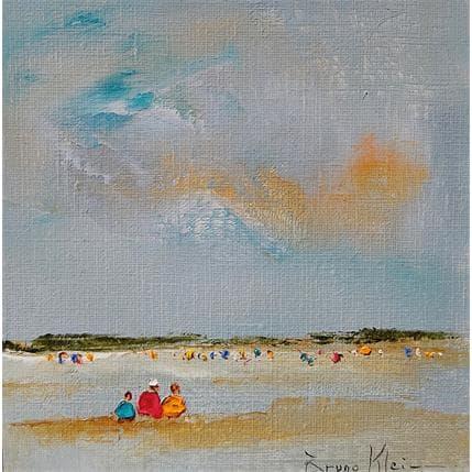 Bruno Klein La pause 13 x 13 cm