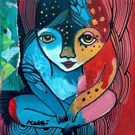 Laure Ketfa Mystère 13 x 13 cm