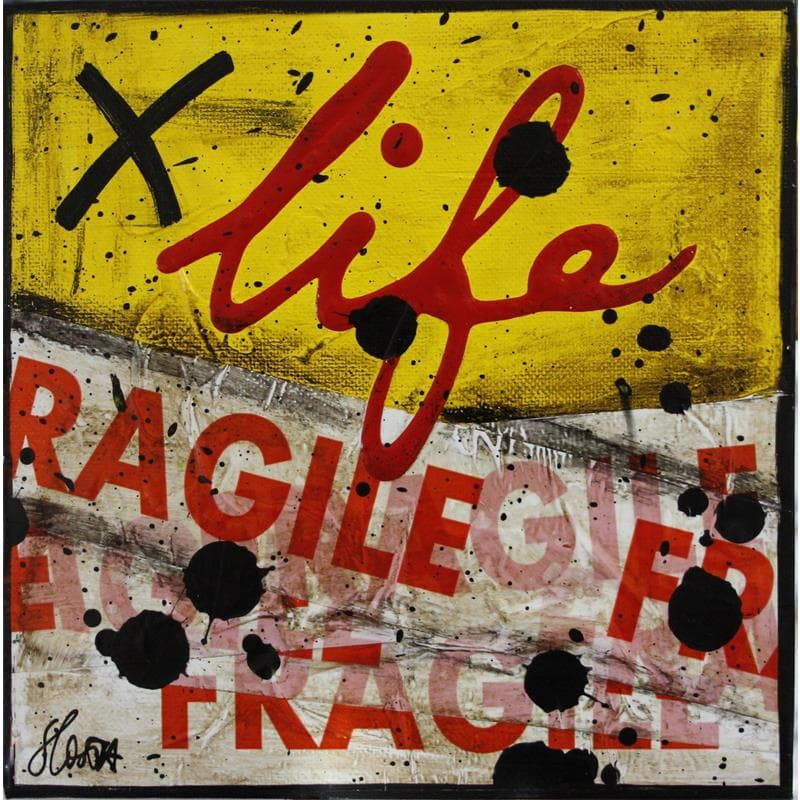 Fragile Life (yellow)