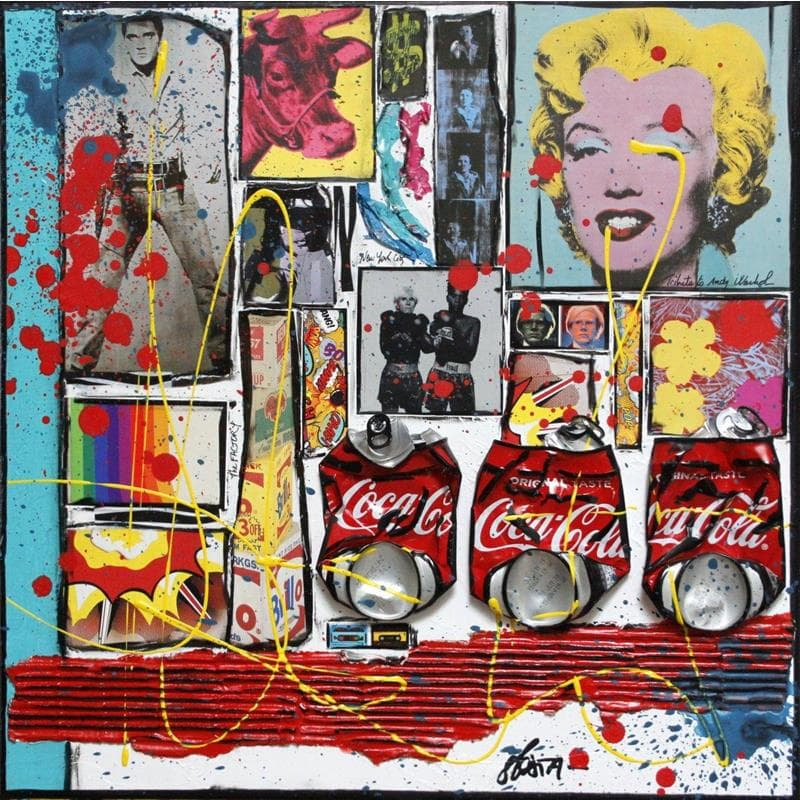 Tribute to A. Warhol