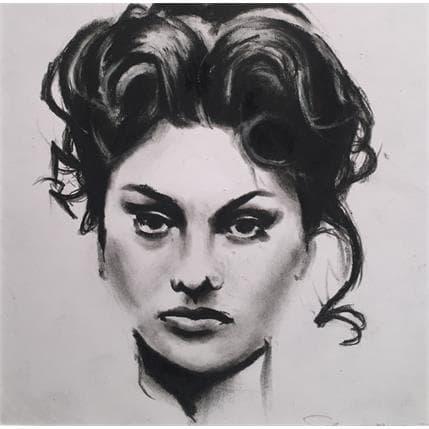 Denny Stoekenbroek Portrait 3 F1 13 x 13 cm