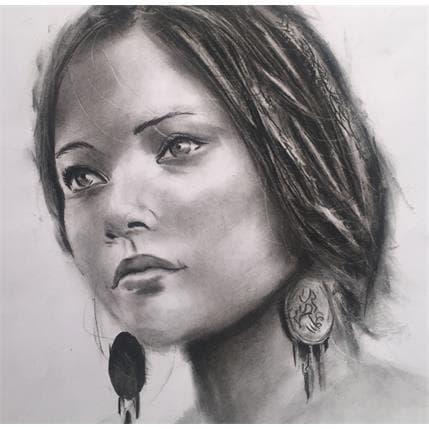 Denny Stoekenbroek Portrait 3 F3 25 x 25 cm