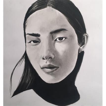 Denny Stoekenbroek Portrait 1 F4 36 x 36 cm