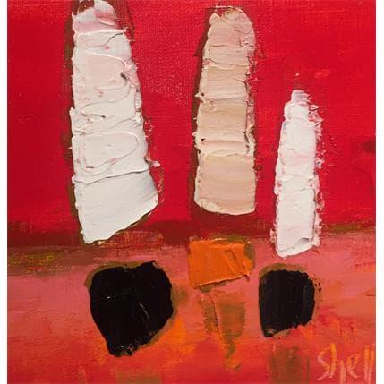 Shelley Voyage 13 x 13 cm