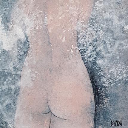 Françoise Duprat Desnuda 19 x 19 cm