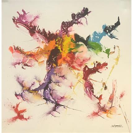 Thierry Zdzieblo 17.07.39 100 x 100 cm
