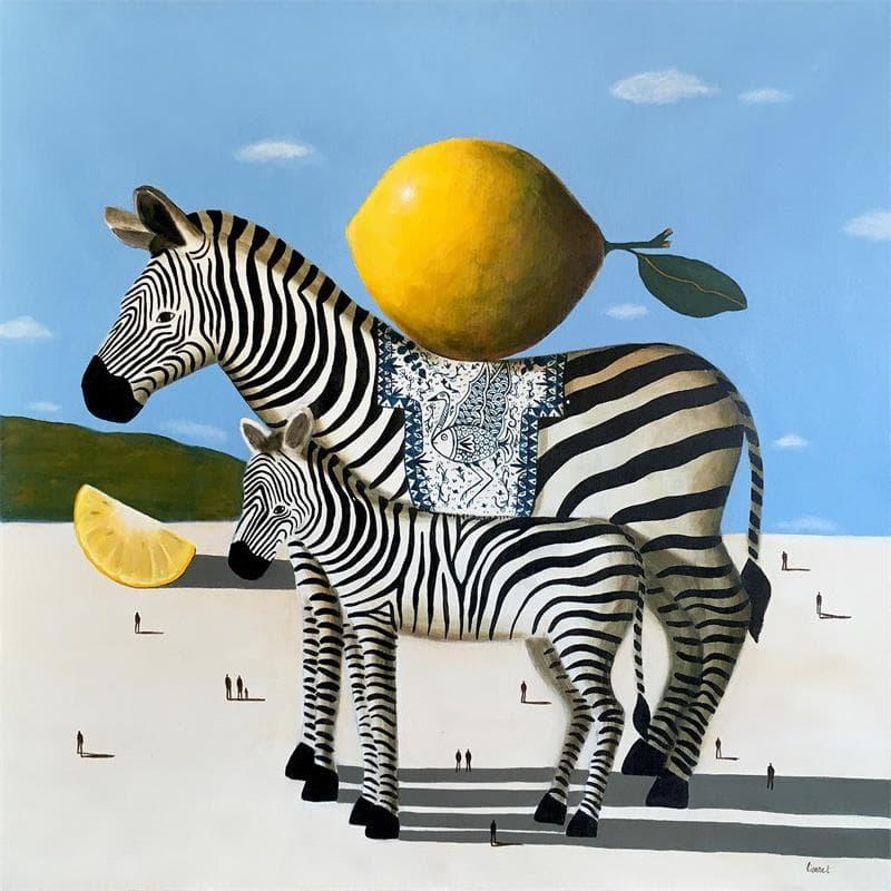 Zèbres et citron