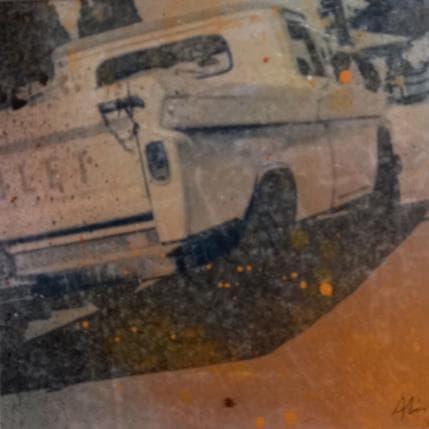 Franz Alias #1 19 x 19 cm