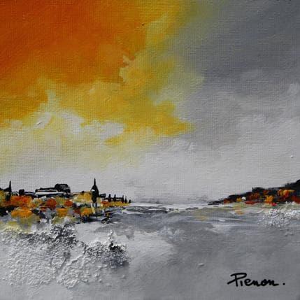 Cyril Pienon Automne 1 13 x 13 cm