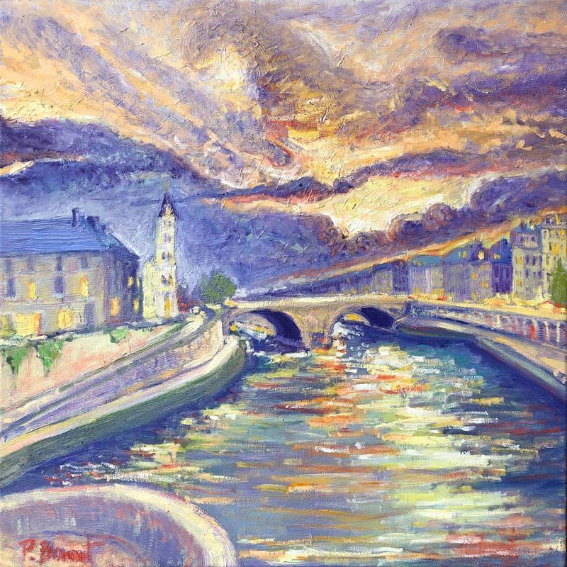Paris, Rhapsodie au crépuscule
