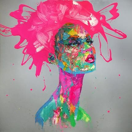 Agusil Pink Girl 80 x 80 cm