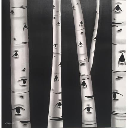 Natasha Miller Beloved birdies 36 x 36 cm