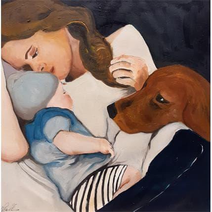 Gallo Manuela Trio 36 x 36 cm