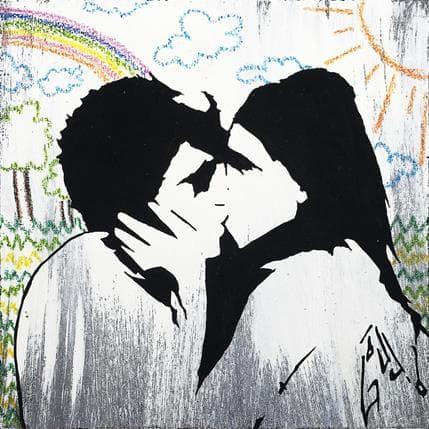 Di Vicino Gaudio Alessandro Dream kiss 13 x 13 cm