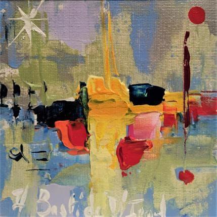 Armelle Bastide d'Izard MATIN 2/3 13 x 13 cm