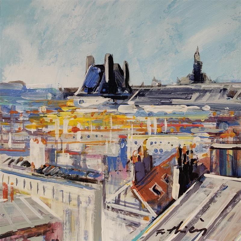 Paris, ses toits