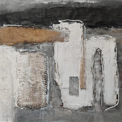 Lydia Van Domburgh Sans titre D7 36 x 36 cm