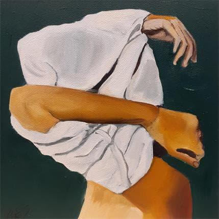 Manuela Gallo Vesso homo 19 x 19 cm
