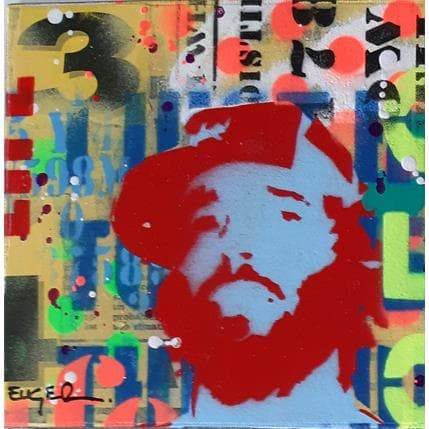 Philippe Euger Che 13 x 13 cm