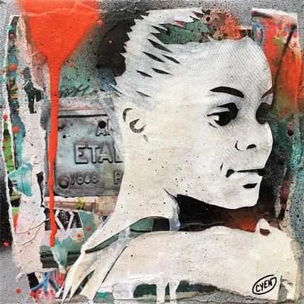Cyen Jane - Paris 19 x 19 cm
