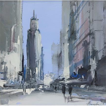 Richard Poumelin City 1 13 x 13 cm