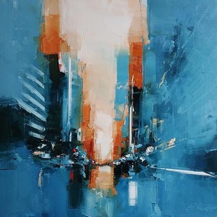 Daniel Castan Evening 50 x 50 cm
