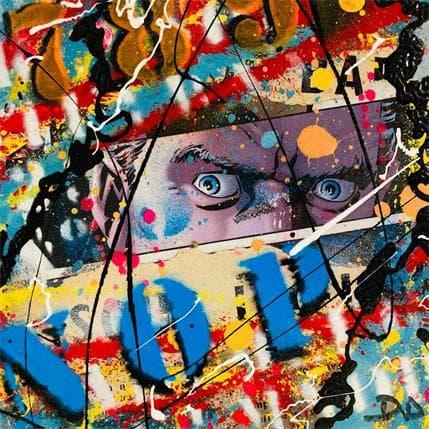 David Drioton REGARD NOIR 13 x 13 cm