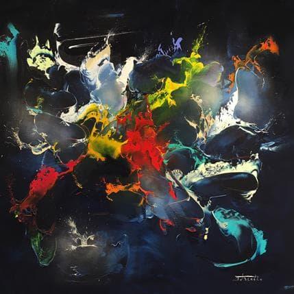 Thierry Zdzieblo 13.09.17 100 x 100 cm