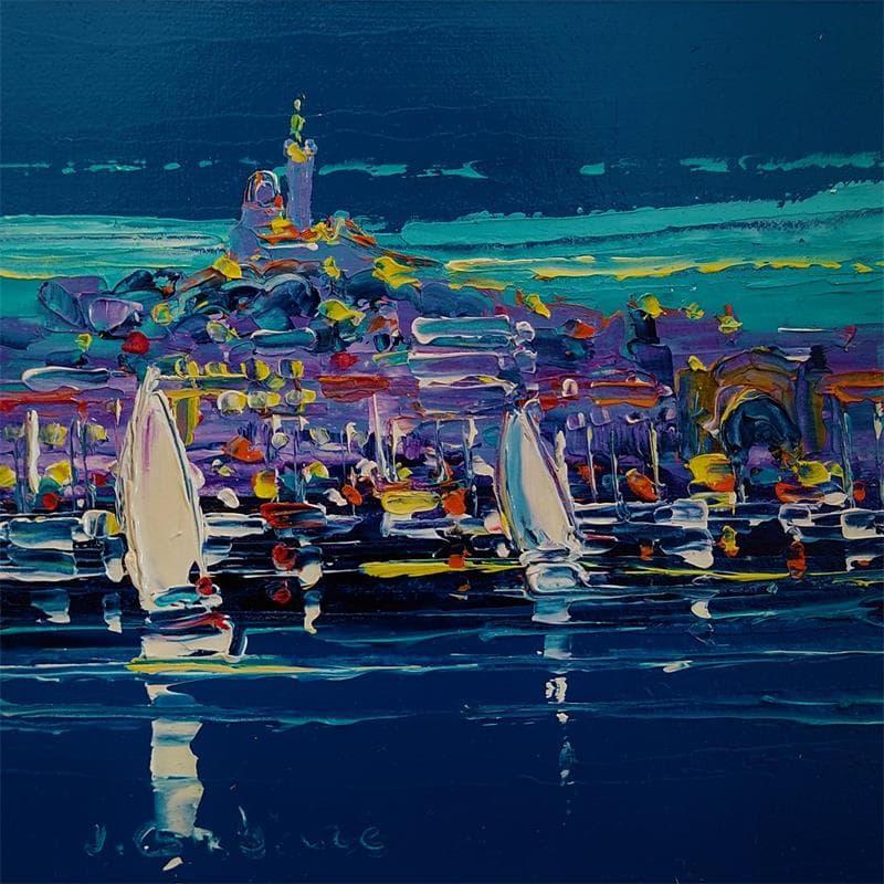 Retour au port de Marseille