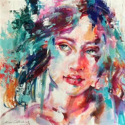 Monica Abbondanzia Eunice 36 x 36 cm