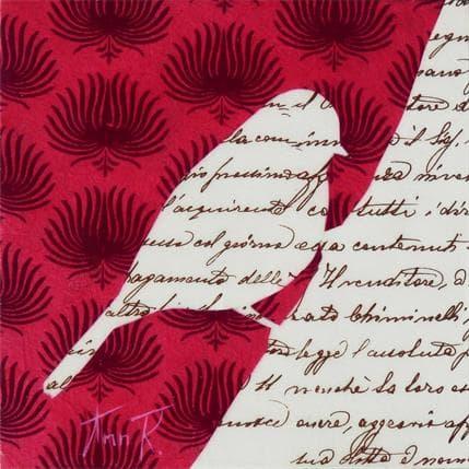 Ann R MESANGE 13 x 13 cm