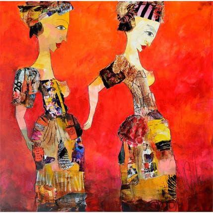 Valérie Depadova Deux 100 x 100 cm